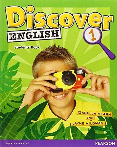 discover english  1 student's book pearson - rincon 9