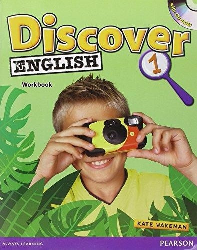 discover english  1 workbook pearson - rincon 9