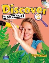 discover english  2 workbook pearson - rincon 9