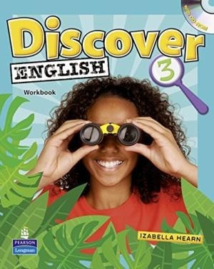 discover english 3 - workbook - pearson - rincon 9
