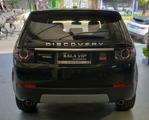 discoverry sport hse luxury gas. 7 lug.