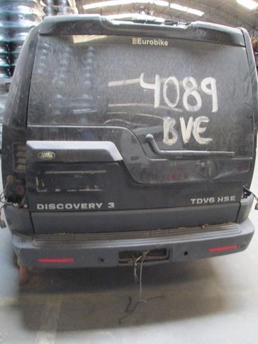 discovery 3 2008 para retirada de peças