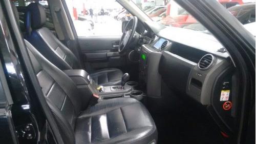 discovery 3 4.0 s 4x4 v6 24v gasolina 4p automático