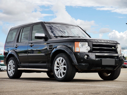 discovery 3 hse turbo diesel + 7 lugares + revisada