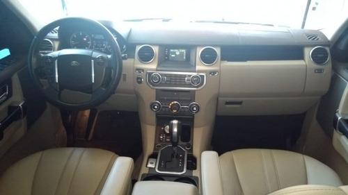 discovery 4 3.0 se 4x4 v6 24v bi-turbo diesel 4p  2011/2011