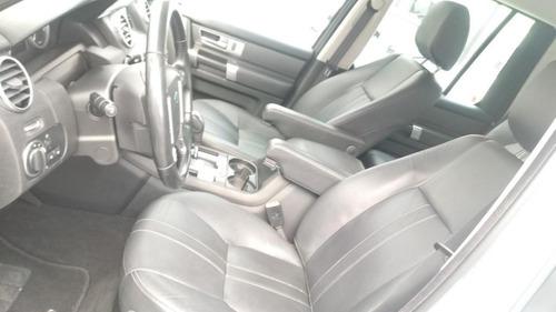 discovery 4 se 3.0 v6 4x4 diesel 2011