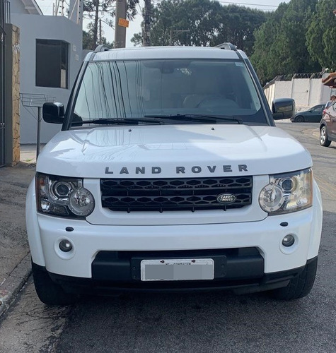 discovery and land rover