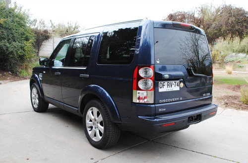 discovery aut land rover