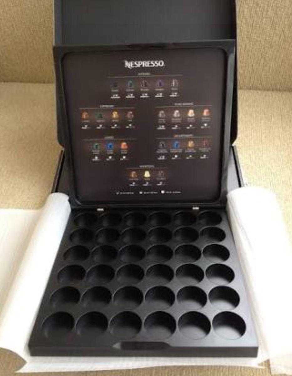 discovery box nespresso nova na caixa 10 c psulas r 150 00 em mercado livre. Black Bedroom Furniture Sets. Home Design Ideas