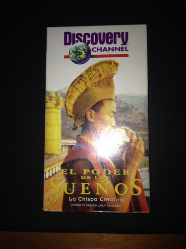 discovery channel el poder de los sueños