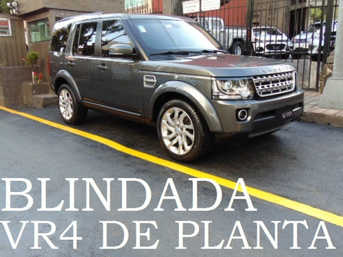 discovery hse sc 2016 blindada vr4 planta blindado blindaje
