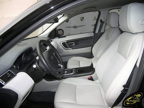 discovery sport 2.0 16v si4 turbo gasolina se 4p automático