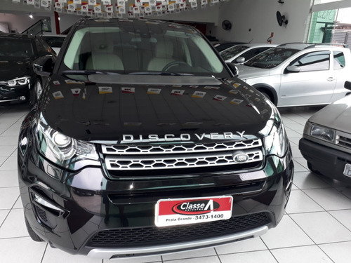 discovery sport 2.0 sd4 hse 4wd