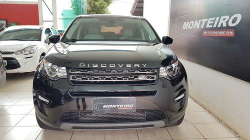 discovery sport 2015 aceitamos trocas - monteiro multimarcas
