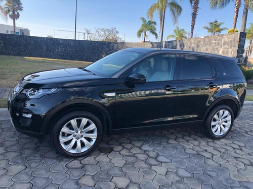 discovery sport hse 2015 (7 personas) rines 19