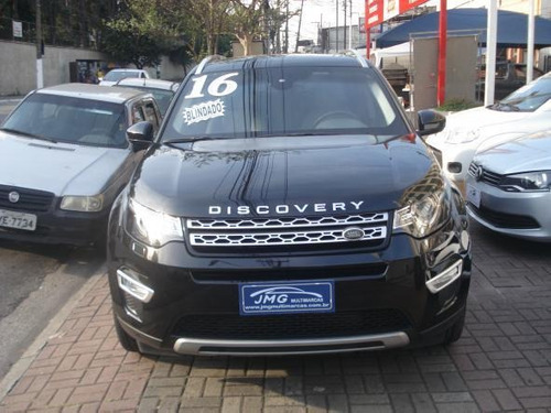 discovery sport hse luxury 2.0 4x4 aut.