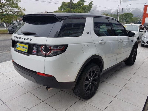 discovery sport land rover