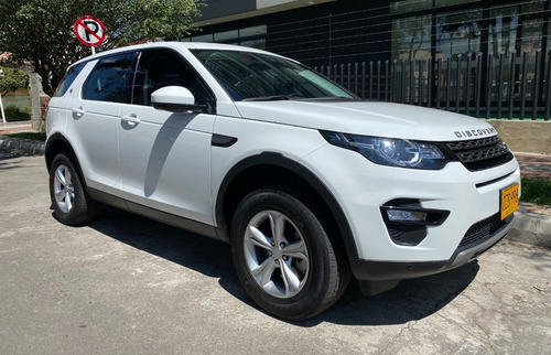 discovery sport si4 2017