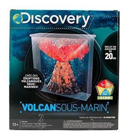 discovery underwater volcano de horizon group usa