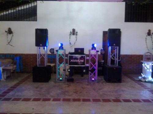 discplay miniteca fiestas eventos sonido
