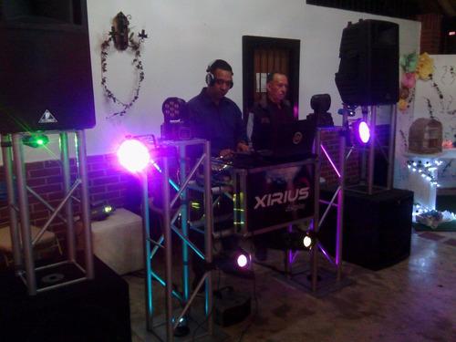 discplay miniteca fiestas eventos sonido karaoke