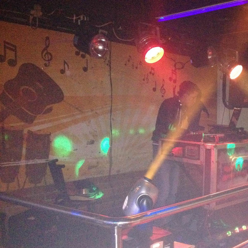 discplay miniteca magister sonido iluminacion fiestas infant