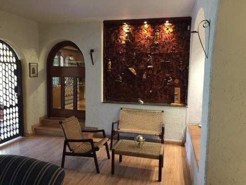 discreta, elegante & muy segura residencia @bosques de las lomas cdmx