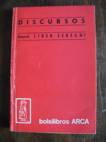 discursos. gral. liber seregni (1971)