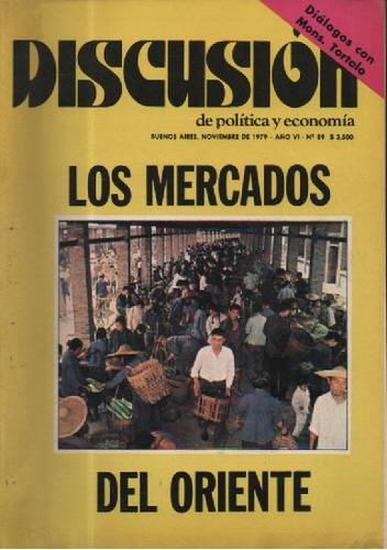 discusion de politica y economia-n°89 año 1979