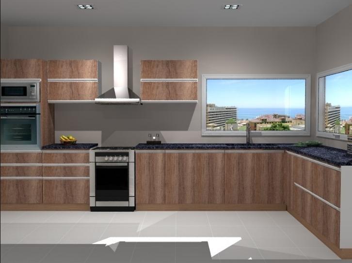 Dise a tu cocina color somos fabricantes plakards for Disena tu cocina