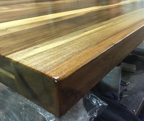 diseña tus muebles de hierro y madera maciza
