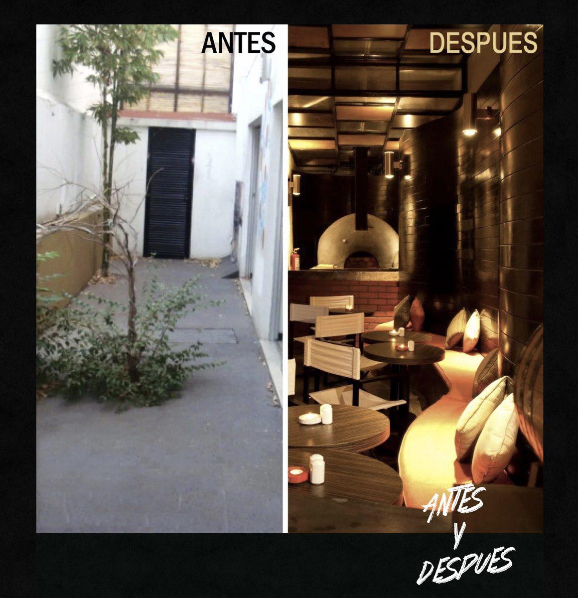 Diseñador De Bares Y Restaurantes Terrazas Mobiliario Diseño