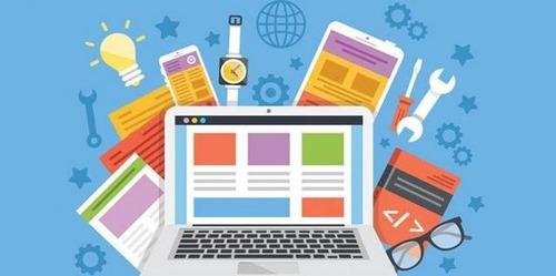 diseñador web con hosting y dominio personalizado incluido