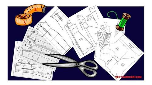 diseñadora patronista:  servicio de diseño patronaje