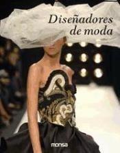 diseñadores de moda(libro )