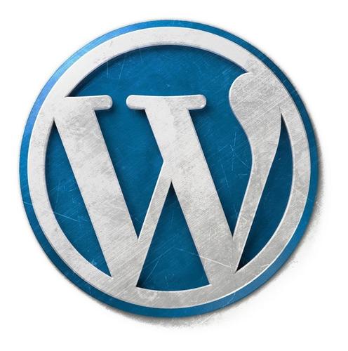 diseñaré tú página web autoadministrable. wordpress
