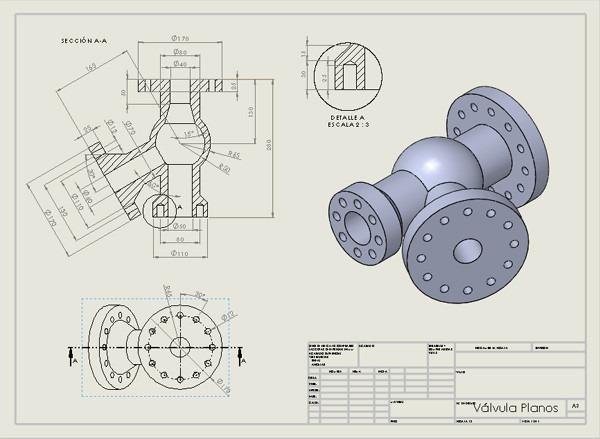 Dise o 3d inventor solidworks impresi n 3d l ser cnc for Paginas para hacer planos 3d