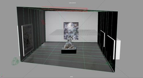 diseño 3d, modelado y  renders