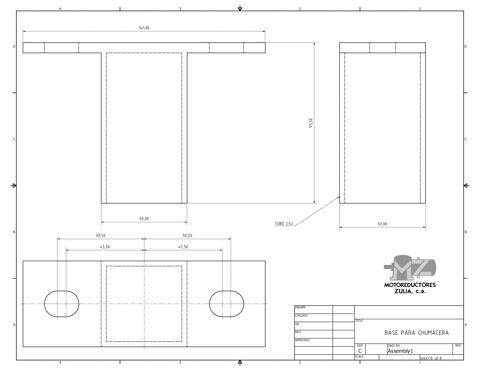 diseño adaptacion molino corona con motor electrico