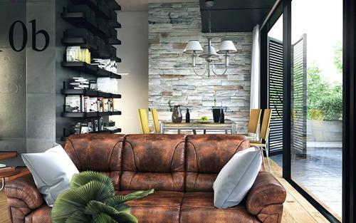 diseño arquitectónico  (interiores & exteriores)