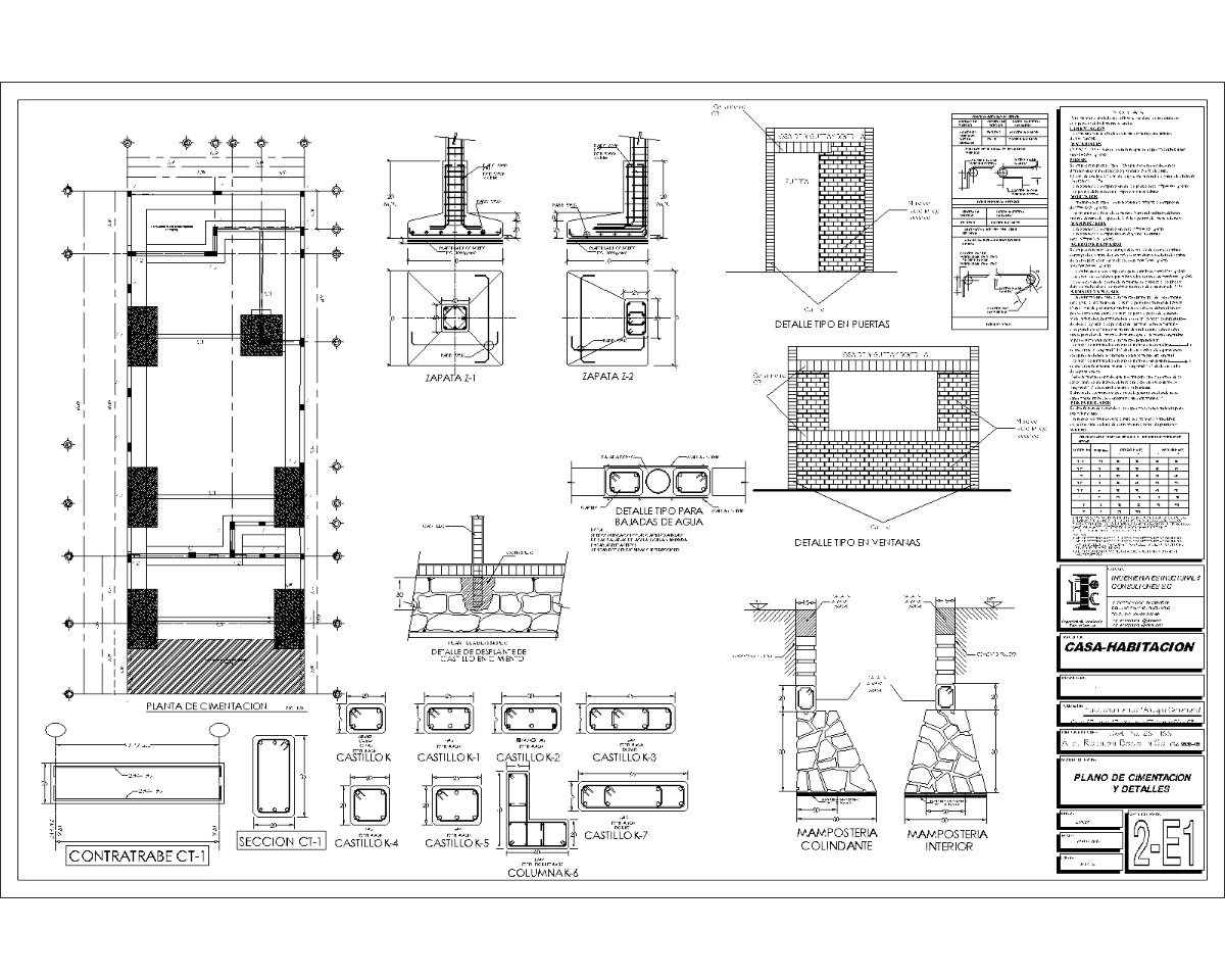 Dise O Arquitectonico Proyecto Casa Planos Duarq