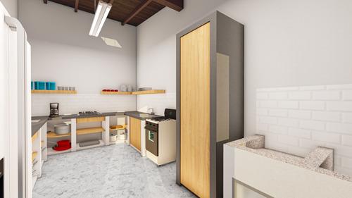 diseño arquitectónico, render y modelado 3d