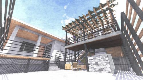 diseño arquitectura + planos + tramites