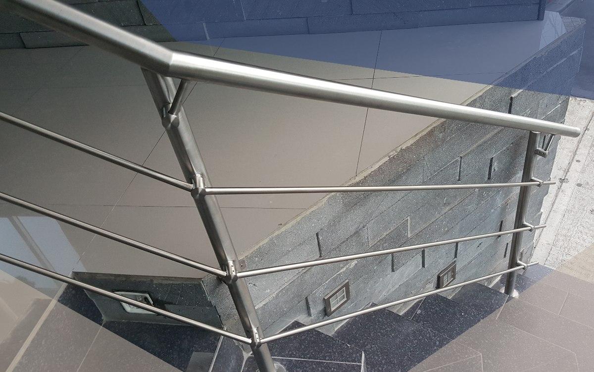 Diseño Barandal Acero Inoxidable Instalación Y Fabricación ...