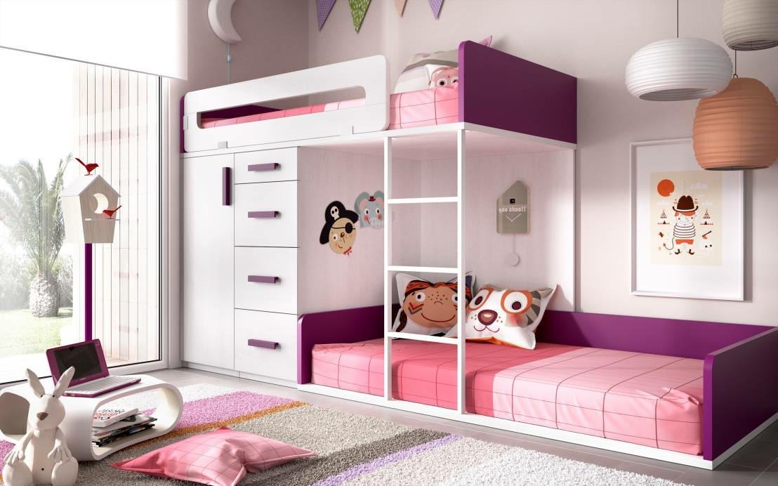 Dise o camas y camarotes para ni os cotize s 3 00 en mercado libre - Perchas infantiles de pared ...