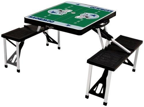 diseño campo de la nfl dallas cowboys futbolín portátil ple
