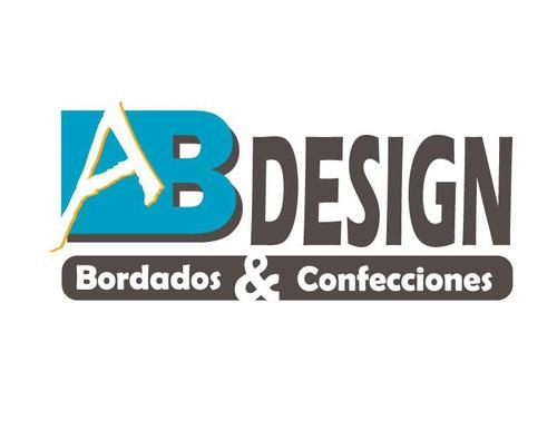 diseño confección bordados serigrafía publicidad sublimación