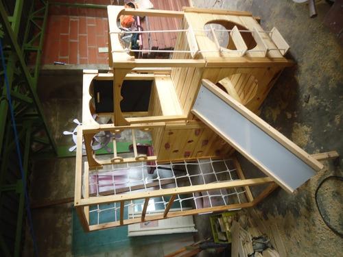 diseño creación de casas casitas infantiles parques juguetes