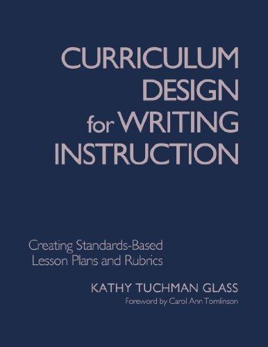 diseño curricular para la enseñanza de la escritura: