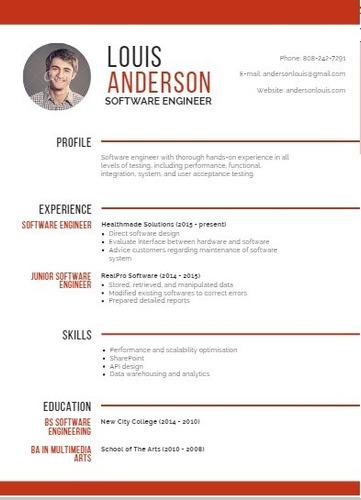 diseño currículum